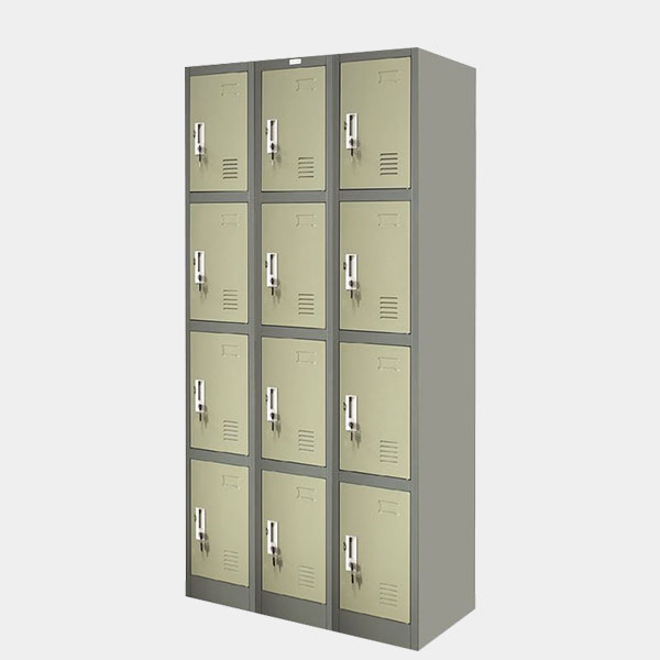ตู้ล็อคเกอร์ 12 ประตู, ล็อคเกอร์, ล็อกเกอร์, ตู้ล็อกเกอร์เหล็ก, ตู้locker