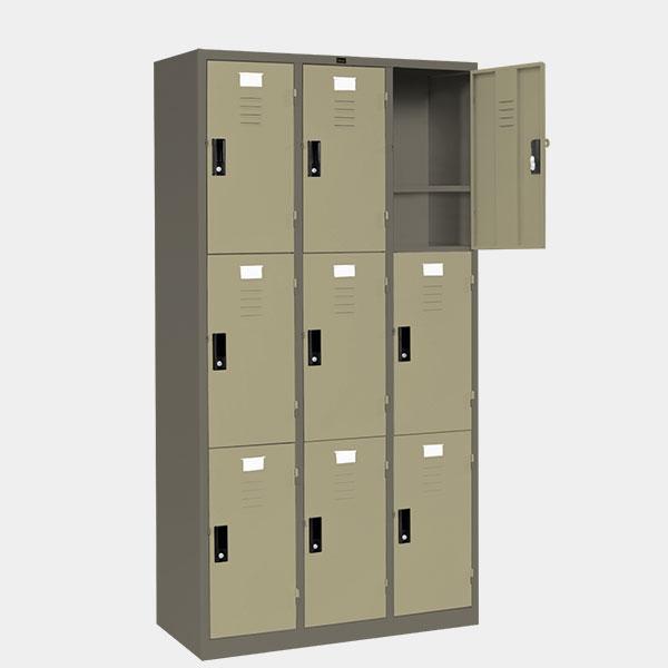 ตู้ล็อคเกอร์-9-ประตู-รุ่น-LK-9-สีเทาสลับ