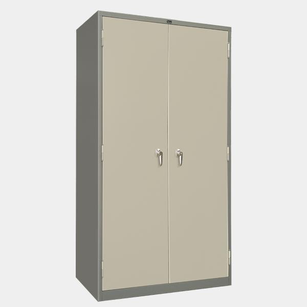 ตู้เหล็ก 2 บาน แบบมือจับบิด รุ่น LK-2