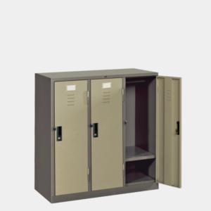 ตู้ล็อคเกอร์เตี้ย 3 ช่อง, ตู้ล็อคเกอร์เตี้ย 3 ประตู, ตู้ล็อคเกอร์เหล็ก, ตู้ล็อคเกอร์ ราคา