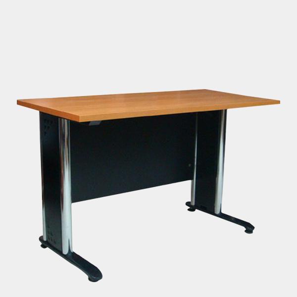 โต๊ะทำงานขาโครเมี่ยม รุ่น SL-120 Series