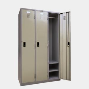 ตู้ล็อคเกอร์ 3 ประตู รุ่น LK-H3