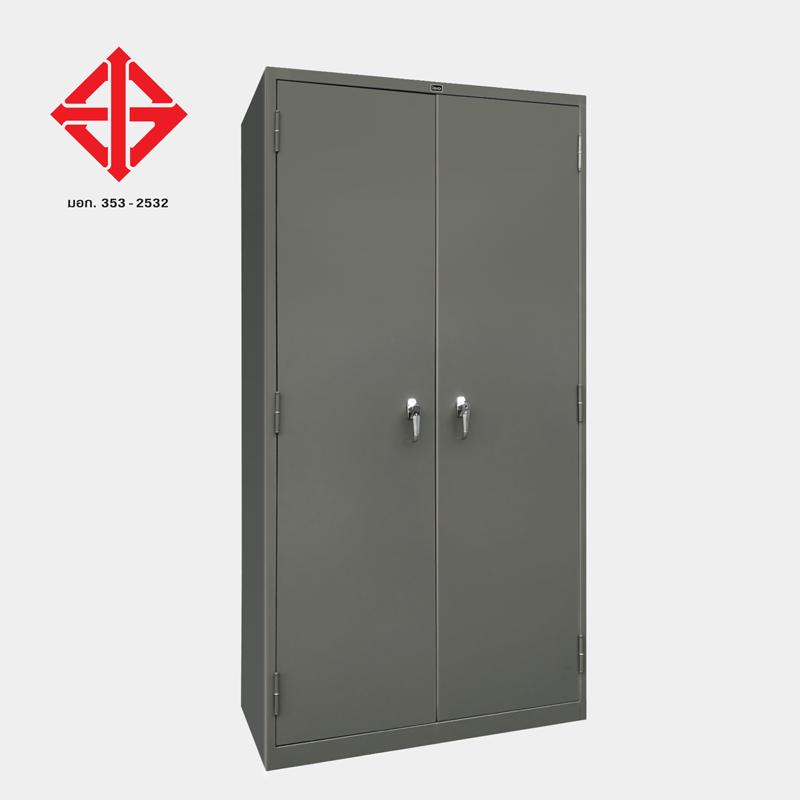ตู้ 2 บานเปิดมือจับบิด รุ่น LK-2M (มอก.)