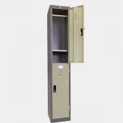 ตู้ล็อคเกอร์ 2 ประตู รุ่น LKD-2