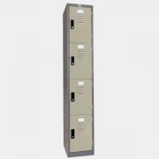 ตู้ล็อคเกอร์ 4 ประตู รุ่น LKD-4