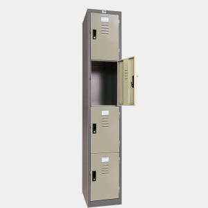 ตู้ล็อคเกอร์, ตู้ล็อคเกอร์, ตู้บานเดี่ยว, ตู้ล็อคเกอร์ 4 ประตู