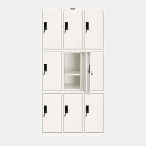 ตู้ล็อคเกอร์ 9 ช่อง, ตู้ล็อคเกอร์ 9 ประตู, ตู้ล็อคเกอร์เหล็ก, ตู้ Locker 9 ช่อง, ตู้ Locker 9 ประตู, ตู้ล็อกเกอร์, ตู้ล็อกเกอร์ 9 ช่อง, ตู้ล็อกเกอร์ 9 ประตู