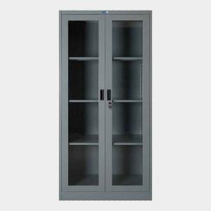 ตู้เหล็ก, ตู้เหล็กบานเปิด, ตู้เหล็กบานเปิดผสม, ตู้เหล็กบานเปิดกระจก, ตู้เหล็กบานเปิดทึบ