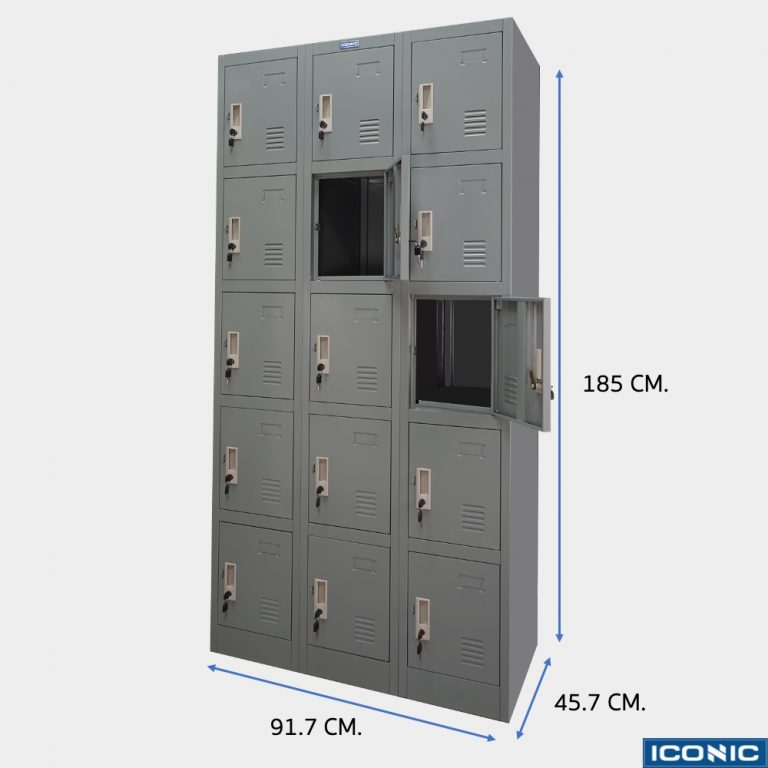 ตู้ล็อคเกอร์, ตู้ล็อคเกอร์ 12 ประตู, ตู้ Locker, ตู้ล็อคเกอร์เหล็ก