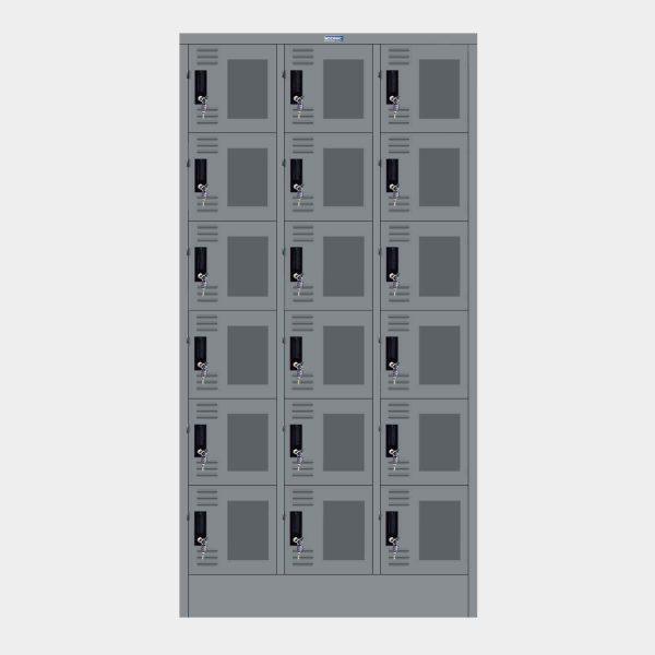 ตู้ล็อคเกอร์, ตู้ล็อคเกอร์ 18 ช่อง, ตู้ล็อคเกอร์ 18 ประตู, ตู้ Locker 18 ประตู, ตู้ Locker, ตู้ Locker 18 ช่อง