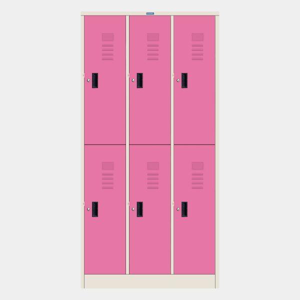 ตู้ล็อคเกอร์, ตู้ล็อคเกอร์เหล็ก, ตู้ Locker, ตู้ล็อคเกอร์เหล็ก, ตู้ล็อคเกอร์, ตู้ล็อกเกอร์, ตู้ล็อกเกอร์ 6 ประตู, ตู้ Locker 6 ประตู
