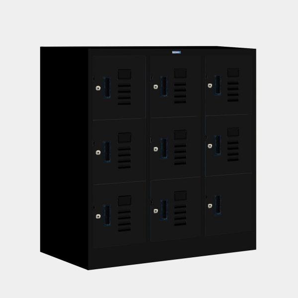 ตู้ล็อคเกอร์, ตู้ล็อคเกอร์เหล็ก, ตู้ Locker, ตู้ล็อคเกอร์เหล็กแบบเตี้ย, ตู้ล็อคเกอร์เตี้ย, ตู้ล็อกเกอร์, ตู้ล็อคเกอร์เตี้ย, ตู้ล็อกเกอร์ 9 ประตูเตี้ย, ตู้ Locker 9 ประตู